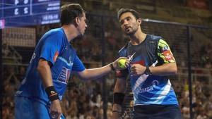 Las dos erres, Gutiérrez-Navarro, en acción