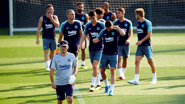 Las sorpresas de la cantera que tiene preparadas Valverde para la gira del Barça
