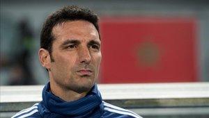 Lionel Scaloni dio discretas declaraciones tras la victoria de Argentina