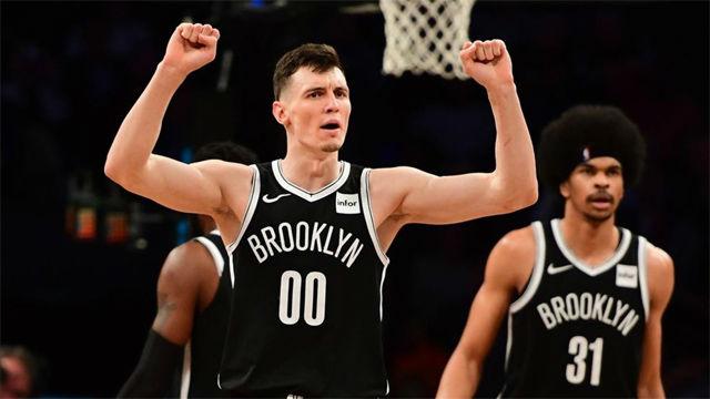 Los Nets de Brooklyn se reencontraron con la victoria ante los Celtics