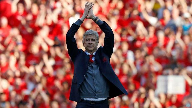 Los números de Arsene Wenger en el Arsenal