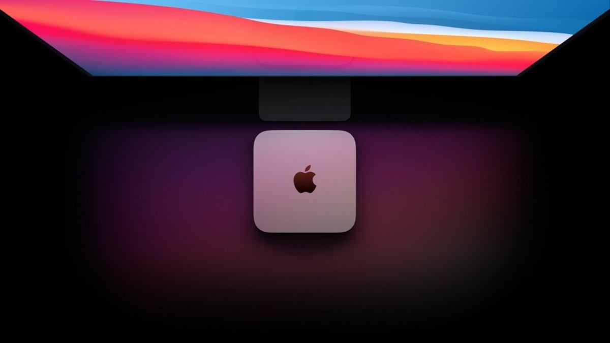 Los primeros benchmarks del Mac Mini con el chip M1 supera a todos los equipos con Intel de Apple