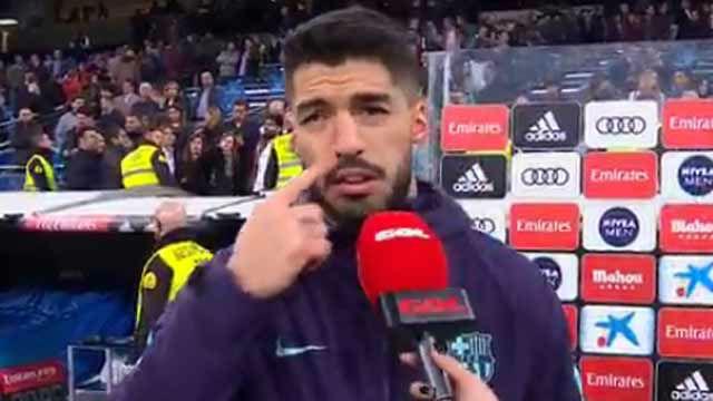 Luis Suárez: No desperdiciamos la Copa, llegamos a la final los últimos cinco años