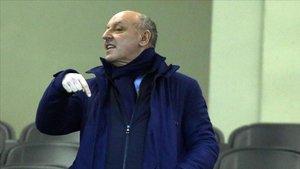 Marotta ¿cierra la puerta del Inter a Arturo Vidal?