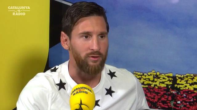 Messi: Tenemos plantilla para conseguir la Champions