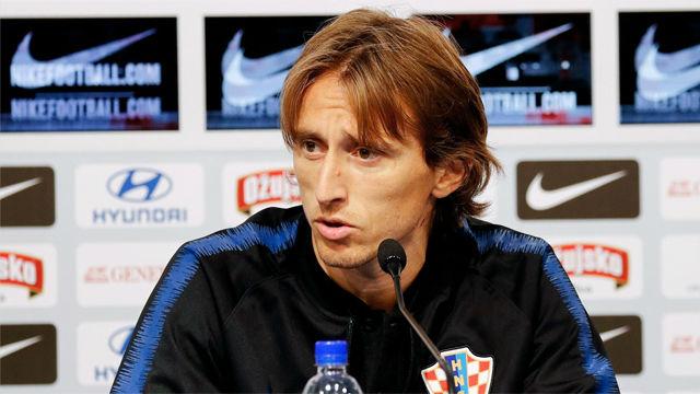 Modric: ¿Las críticas a Ramos? El fútbol no tiene memoria