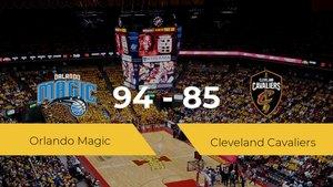 Orlando Magic gana 94-85 a Cleveland Cavaliers en la primera jornada de la NBA