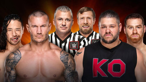 No te piedas WWE Clash of Champions