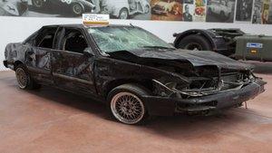 Se pone en subasta el Audi donde Aznar sufrió un atentado de ETA