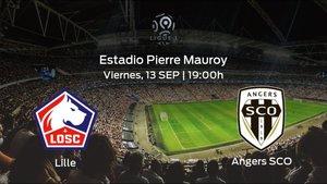Previa del partido: el OSC Lille recibe al SCO Angers