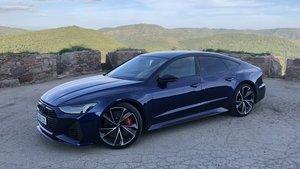 Prueba del Audi RS7, elegancia radical (ES)