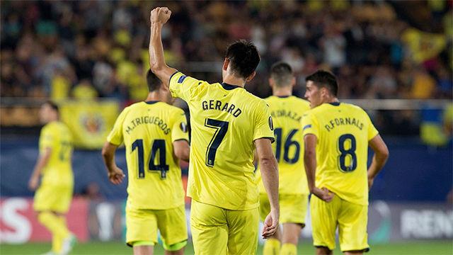 El Rangers sorprende al Villarreal