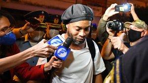 Ronaldinho aún sigue retenido en Paraguay junto a su hermano