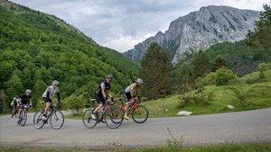 TRANSPYR Backroads ofrecerá varios puertos míticos del Tour de Francia