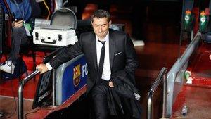 Valverde no continuará la próxima temporada