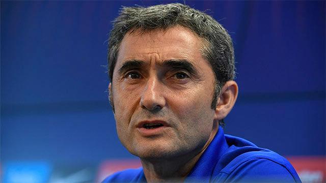 Valverde: No vamos a arriesgar y menos con Messi