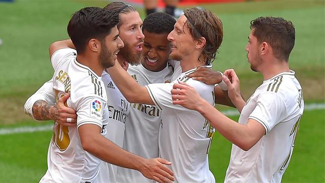 El VAR vuelve a protagonizar la victoria del Madrid (ES)