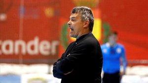Xavi Pascual quiere la mejor versión del Barça en Nantes