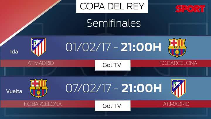 Calendario Coppa Del Re.Calendario De La Copa Del Rey 2017 Todas Las Fechas De La Copa