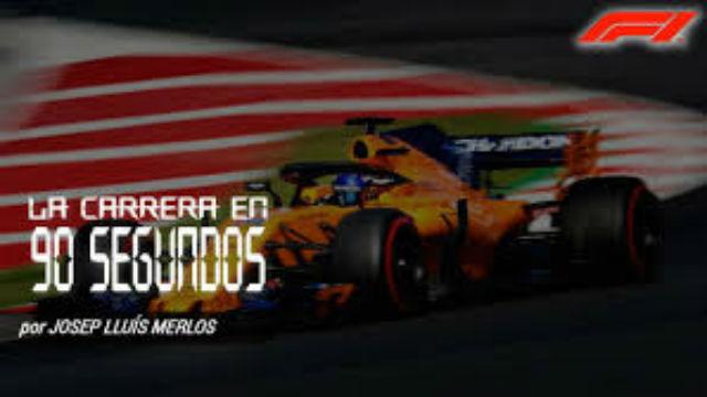 La carrera en 90 segundos - Así fue el GP de China de F1
