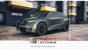 Seat Vitoria, proyecto ganador