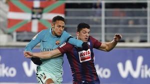 Ander Capa se despide del Eibar tras 6 temporadas