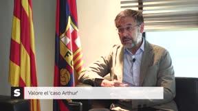 ¿Arthur?: Expediente disciplinario, investigación y multa