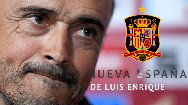 Así es la nueva España de Luis Enrique