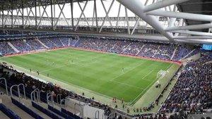 El Atlético femenino ganó un partido histórico