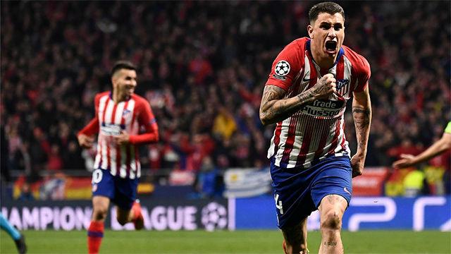 El Atlético pone contra las cuerdas a la Juventus