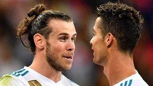 Bale habla de su relación con Cristiano