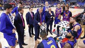 El Barça deberá volver a sobreponerse a las bajas