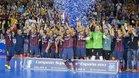 El FC Barcelona ganó su única Supercopa en 2013