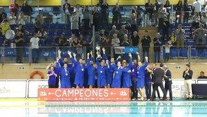 El Barceloneta celebró un nuevo título