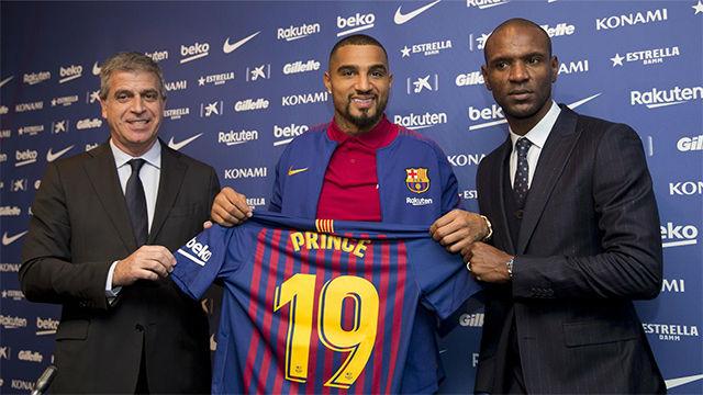 Boateng: Mi objetivo es seguir más años en el Barça