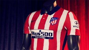 La camiseta Nike del Atlético de Madrid para la próxima temporada