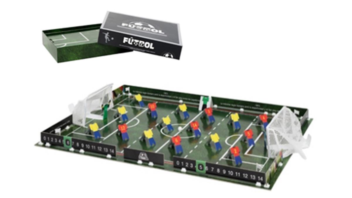 Consigue Con Sport El Juego De Mesa De Futbol Base Sport Es