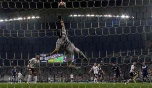 El Corinthians empató con Racing Club