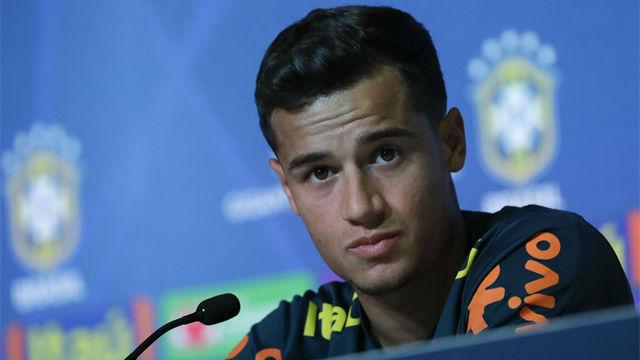 Coutinho: Neymar recibe muchas faltas y patadas