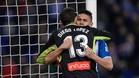 Diego López, triunfador en el derbi de Copa, vuelve a ser titular en la Liga