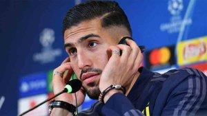 Emre Can está muy decepcionado con la Juventus y desea salir del club