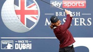 Fleetwood lidera el British Masters compartido con otros dos ingleses