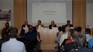 Formula Student Spain y la Kart Academy se ha presentado en el Campus Nord de la UPC