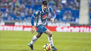 Gerard Moreno es el auténtico líder del Espanyol. El club perdería su jugador franquicia en caso de venta y podría darse un problema grave con la afición