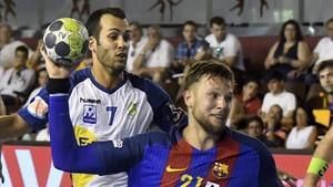 Granollers y Barça se ven las caras en un derbi en las alturas