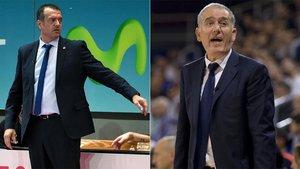 Jesús Velasco y Andreu Plaza se verán las caras este sábado