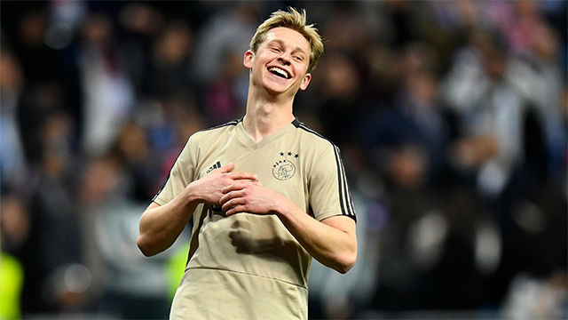 De Jong, ansioso por unirse al Barça