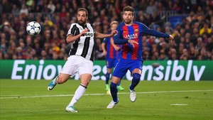 Juventus y Barcelona volverán a verse las caras en Estados Unidos