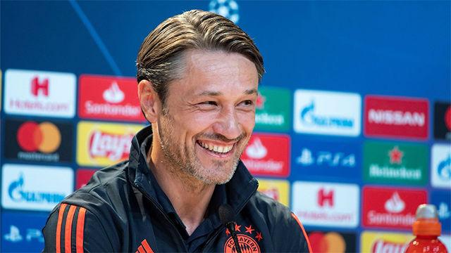 Kovac: Coutinho es bueno para nosotros