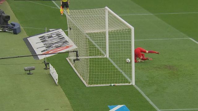 LALIGA | FC Barceloina - Valencia (2-1): El gol de Parejo de penalti